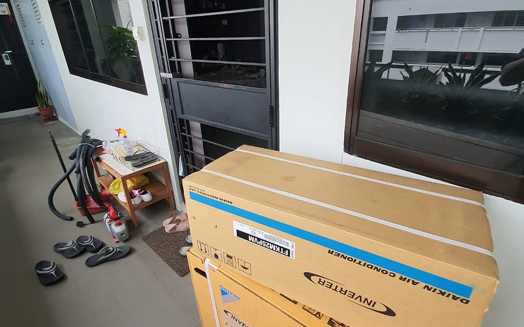 install aircon singapore