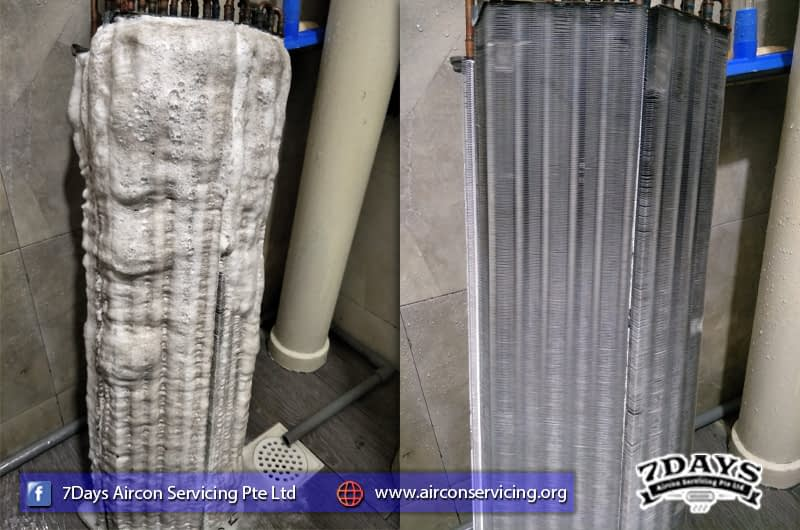 aircon chemical wash price singapore