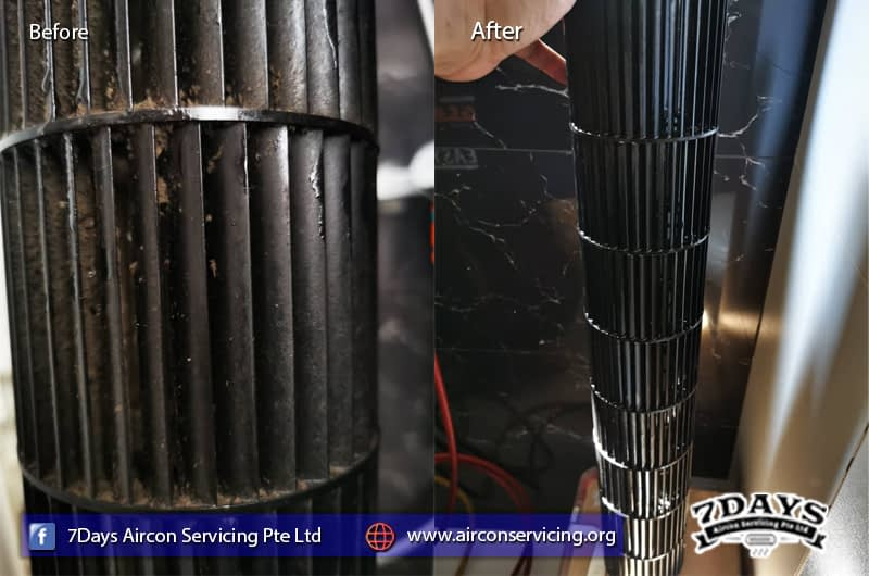 aircon chemical cleaning singapore