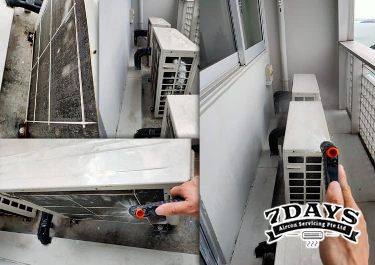 aircon maintenance services singapore