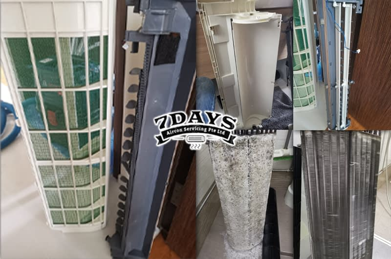 aircon chemical overhaul price singapore