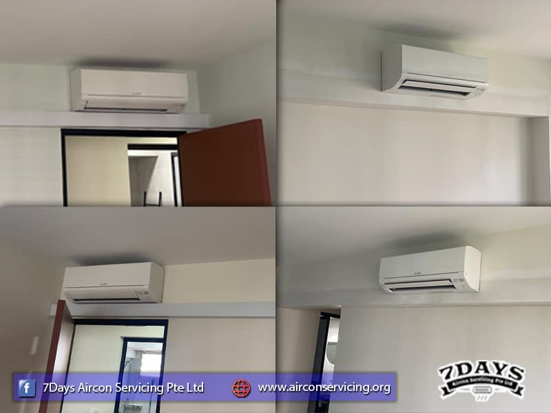 aircon chemical clean