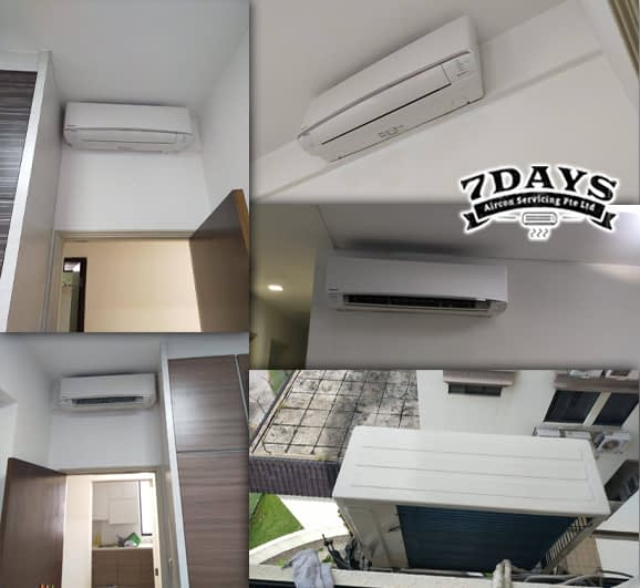 aircon leaking services