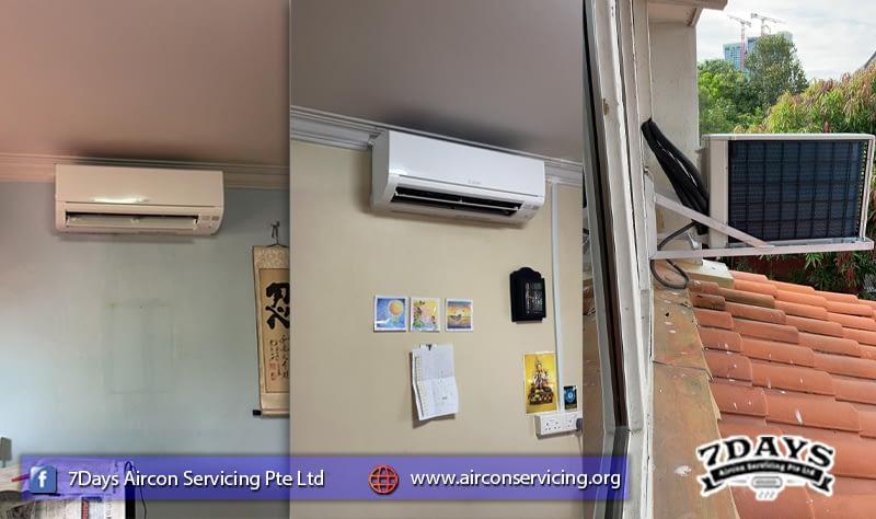aircon service repair